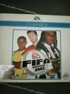 Fifa Soccer 2001/2003, Atlantis the Lost Empire