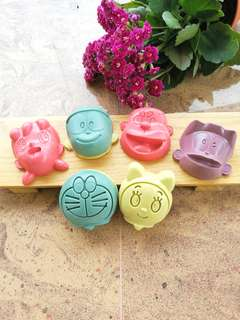 Doraemon handmade glycerin soap