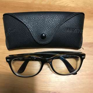 Ray Ban Glasses Frame New Wayfarer 55-18