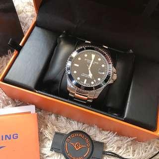 Stuhrling Diver Watch