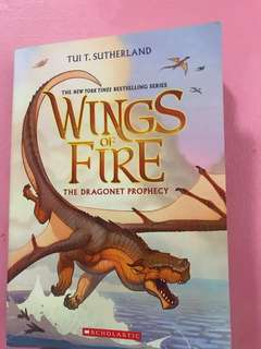Wing's of Fire Book One