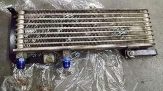 TopSpin Design Oil cooler