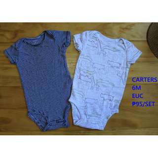 Preloved Used Clothes Romper for Infant Baby Toddler Boy Set