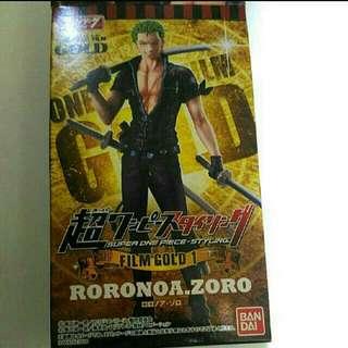 海賊王 One Piece Zoro 索隆 卓洛 手辦 模型