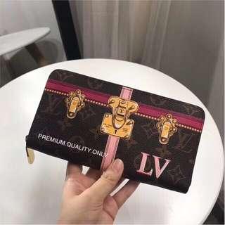 LV Summer Trunks Wallet 2018