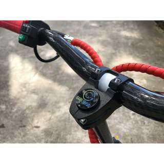 CarbonRevo Carbon Fibre Handle Bar – High Rise Version
