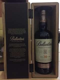 蘇格蘭 百齡壇 Ballantine's 30年 威士忌