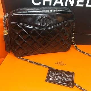 Chanel Bag漆皮