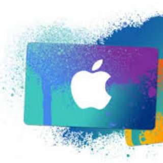 USD100 USA iTunes gift card credits code - US$100 $100 USD