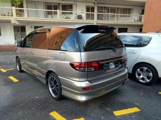Toyota estima 2.4. 2005.