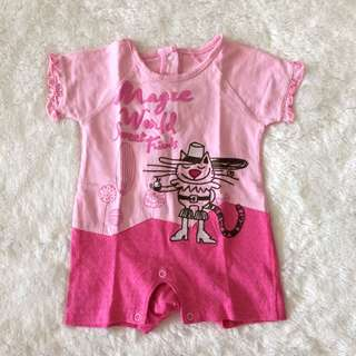 Jumper baby pink