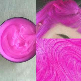 Hot Pink Ready To Use Semi Permanent