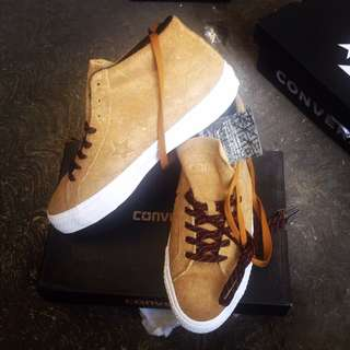Converse one star skateboarding