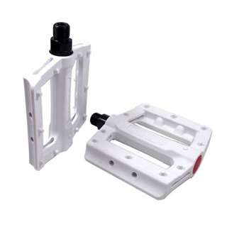 💯🆕DA BOMB POPSICLE MTB Nylon Fiber Pedal (Light weight 350g) (Limited Stock) (White)