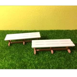 Sylvanian Families Garden Bench