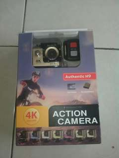 ACTION CAMERA 4K ULTRA HD 16 MP + REMOTE