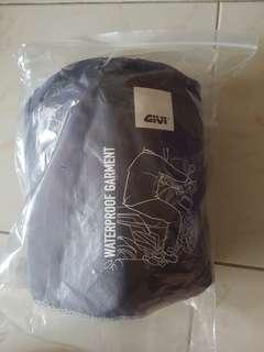 Original Givi raincoat