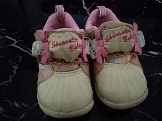 女童魔術貼波鞋(14.5碼)