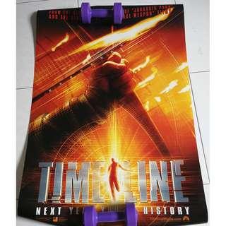 Timeline movie poster