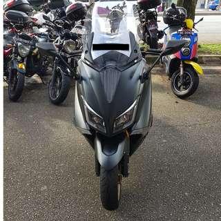 Yamaha TMAX 530 ABS IRONMAX