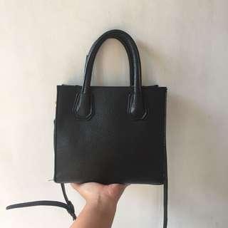 Hand bag miniso tas