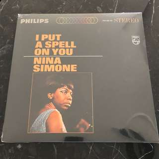 Nina Simone - I put a spell on you. Vinyl Lp. New