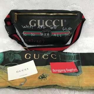 Gucci El Capitan Belt Bag