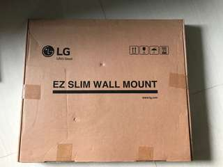LG Ez Slim Wall Mount (Brand New)