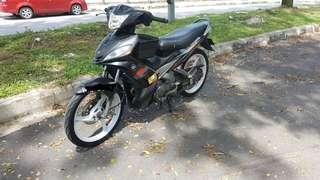 Moto lc  135