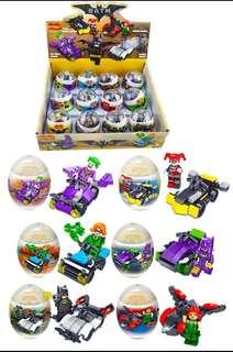 Batman Eggs