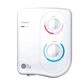 Water heater 707 compact
