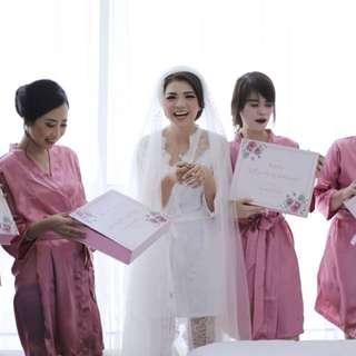 Jual Bride Robe