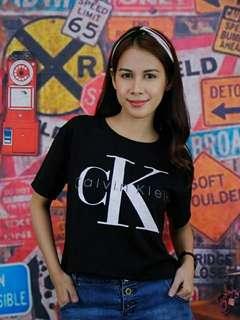 CK CROP TOP