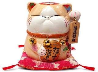 jsgf 金石工坊 SB3002 波斯桃 fortune cat
