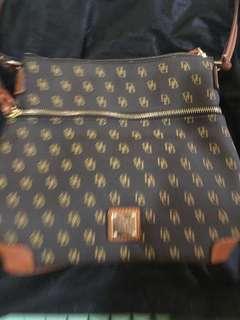 Dooney and Bourkey Sling Bag