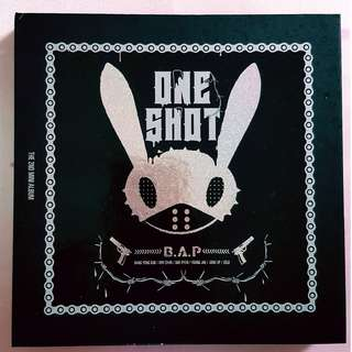 B.A.P One Shot album