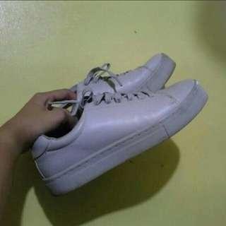 Grey H&M Sneakers
