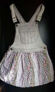 Jordache Jumper Dress