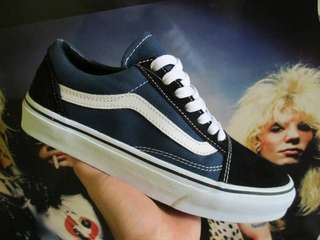 Vans oldskool navy blue