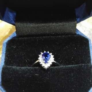 🚚 藍寶鑽石