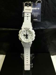 "BA-120SP-7A卡西歐品牌手錶""Casio""""Baby-G""日本機芯一年保養"