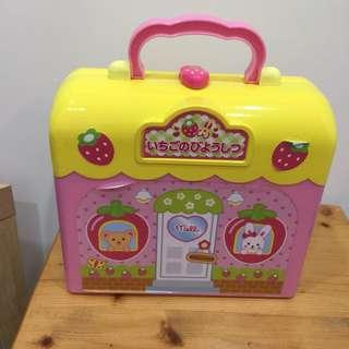 🚚 小美樂配件 草苺美容院提盒