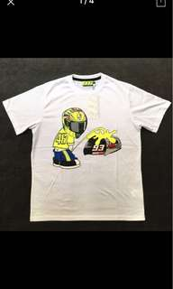 VR46 Valentino Rossi T-Shirt Moto GP Motorcycle Racing 46 T shirt Moto Racing Jersey T-shirt