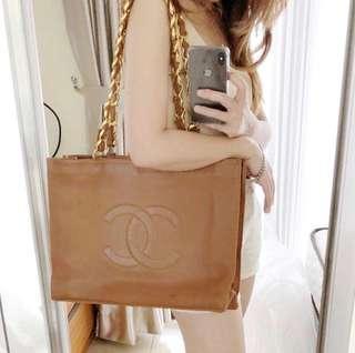 Chanel tote Bag #3 Bag and holo