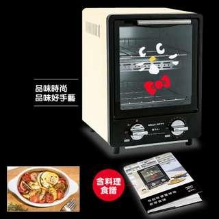 【預購】台灣代購 屈臣氏 Hello Kitty x NYA Ne-net 有品味雙層烤箱