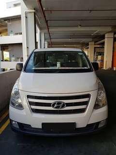 Hyundai Starex Van 2.5 Auto CRDi 5-Door