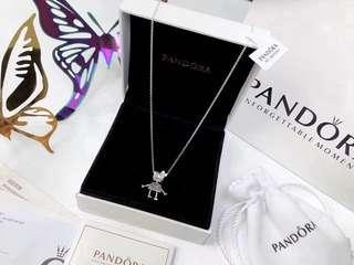 Pandora Necklace Set