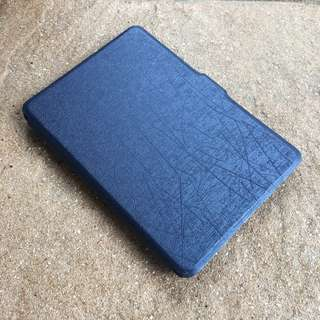 Kindle Paperwhite Cover (Metallic Blue)