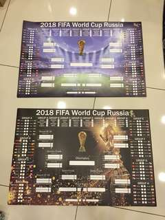 limited stock  (world cup  poster)price reduces