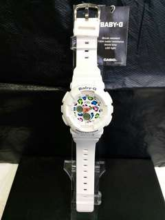 "BA-120LP-7A1卡西歐品牌手錶""Casio""""Baby-G""日本機芯一年保養"